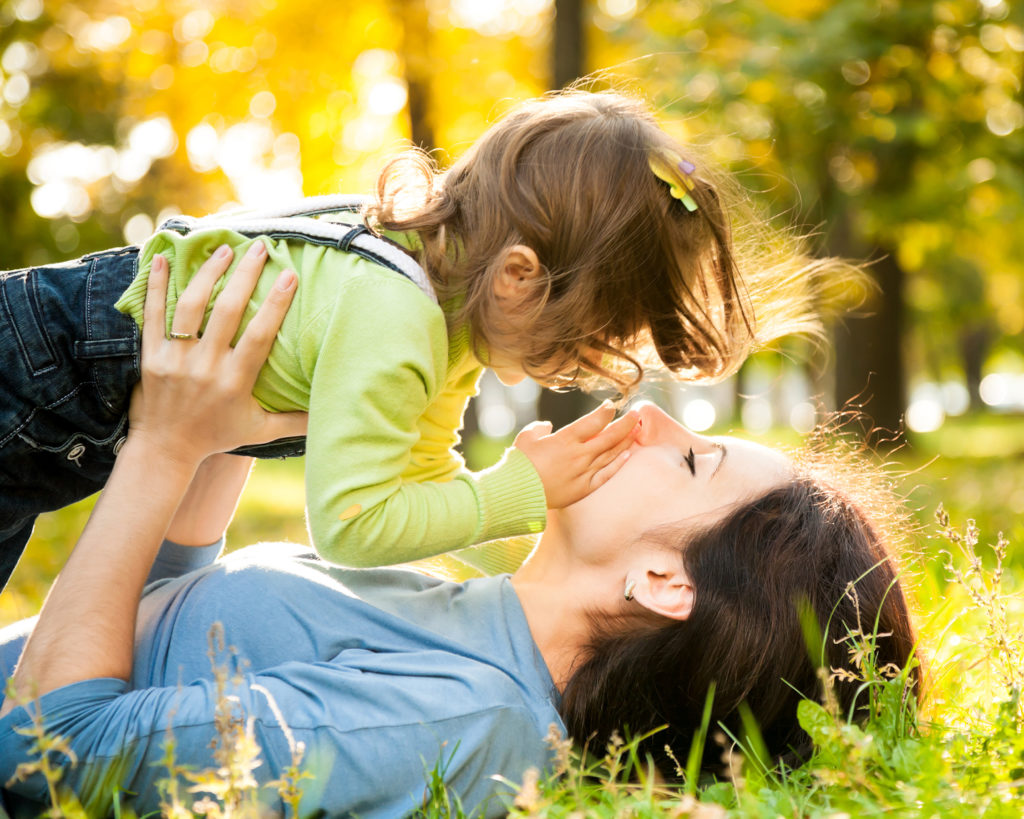 5 Ways to Teach Your Child to be Happy This Summer